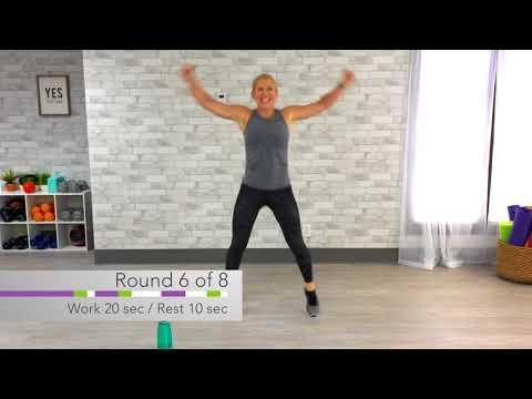 10-Minute Bodyweight Workout Get Healthy U
