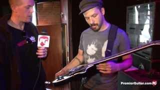 Rig Rundown - Dillinger Escape Plan's Ben Weinman