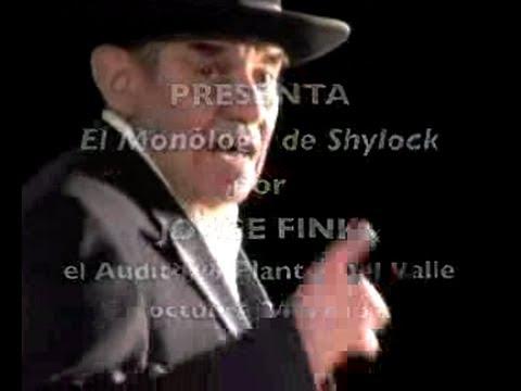 Shylock por Jorge Fink