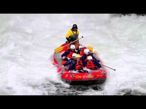 Kaituna River rafting
