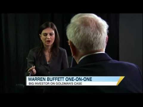 Warren Buffett Weighs In On Goldman