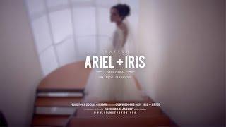 Iris & Ariel - Wedding Film Trailer // Cholula, Puebla.