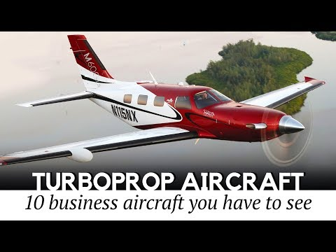 Top 10 Turboprop Aircraft with Jet-Like Speeds but Cheaper Operating Costs