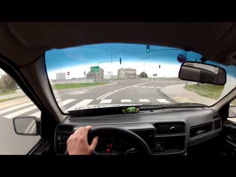 Ford Sierra Random Drift Ride