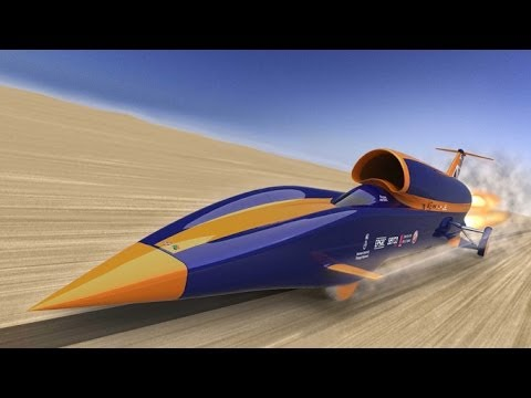 the bloodhound ssc would break the record to be the. Black Bedroom Furniture Sets. Home Design Ideas