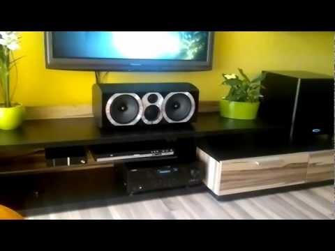 Polk Audio DSW Pro 550wi + Wharfedale Diamond 10.5