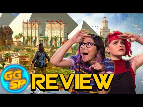 The Discovery Tour By Assassin's Creed: Ancient Egypt   Game Review