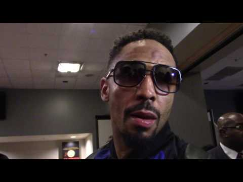 Andre Ward Right After KO Over KOVALEV EsNews Boxing