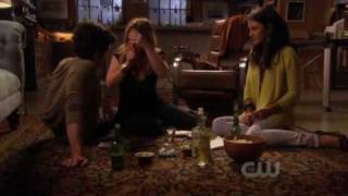 Gossip Girl Threesome & Jenny's Debute