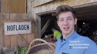Farmy.ch TV-Spot   #3 - Bio Suisse Saisongemüse