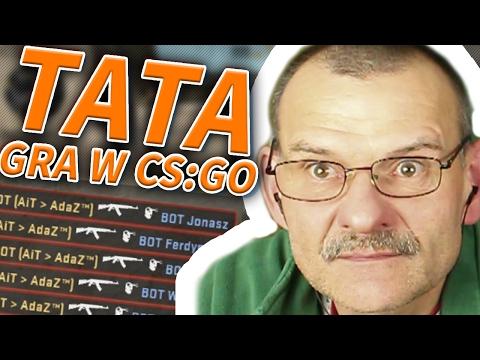 TATA vs CS:GO!!! PIERWSZY ACE :O