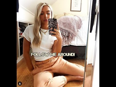 FOLLOW ME AROUND! Fall Decor Shopping, Room Updates And More!