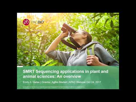 SMRT Sequencing applications in plant and  animal sciences: an overview