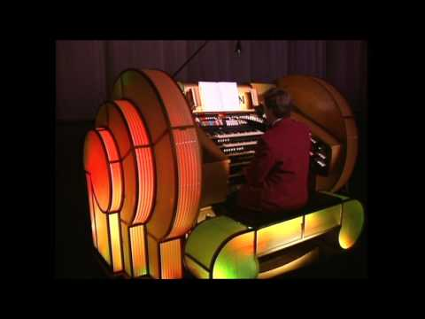 London By Night - Donald MacKenzie at the Odeon Leicester Square Compton Organ