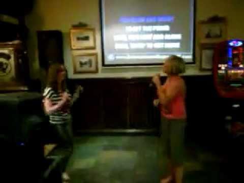 maryanne sings (karaoke)