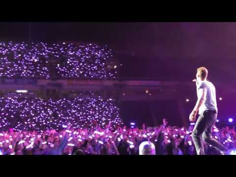 Coldplay - A Sky Full Of Stars @ Barcelona