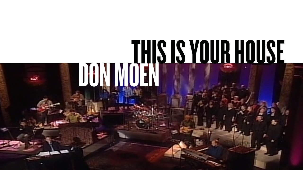 Download This Is Your House (Official Live Video) - Don Moen