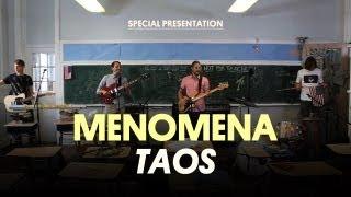 Menomena - TAOS - Special Presentation