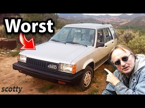 One of the Worst Cars Toyota Ever Made, Toyota Tercel
