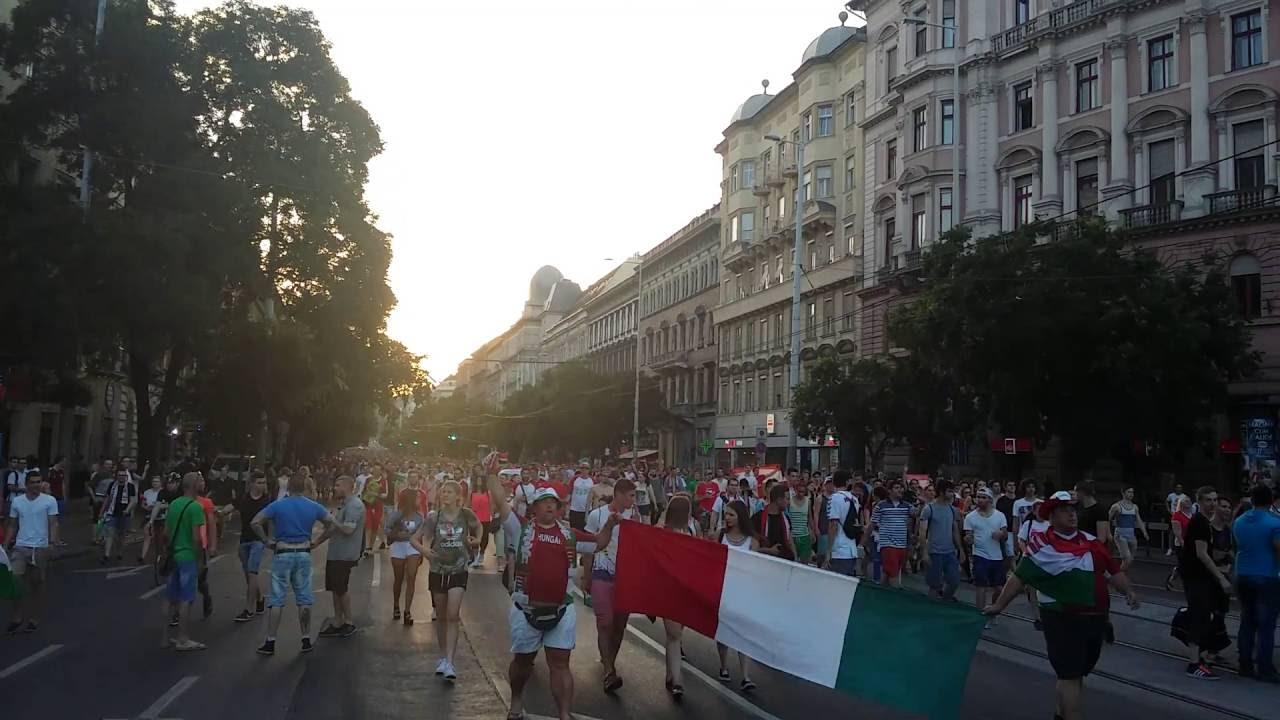 magyar portugál meccs