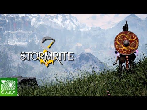 Ролевая игра Stormrite с открытым миром выйдет на консолях Xbox в 2022 году