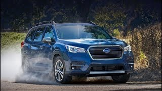 2019 Subaru Ascent - The first full three-row 7-passenger SUV from Subaru !!