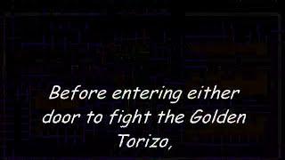 Super Metroid - Golden Torizo code