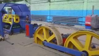 Как мы производим кабель на заводе РФ(, 2016-06-03T08:37:52.000Z)