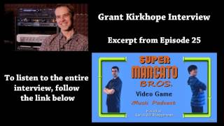 Exclusive Interview With Grant Kirkhope 2012