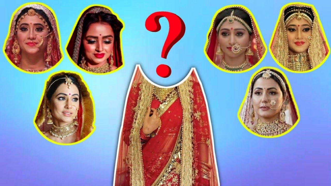 Download Yeh Rishta Kya Kehlata Hai Today Actress Funny Wrong Heads HD Videos | Shivangi Joshi,  Hina Khan