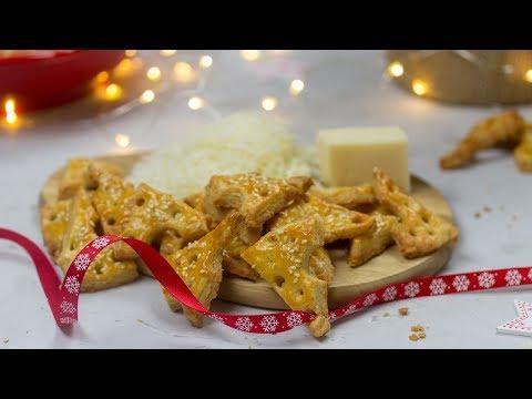 homemade-cheese-crackers-|-sugar-free-cookies-recipe-|-christmas-cookies