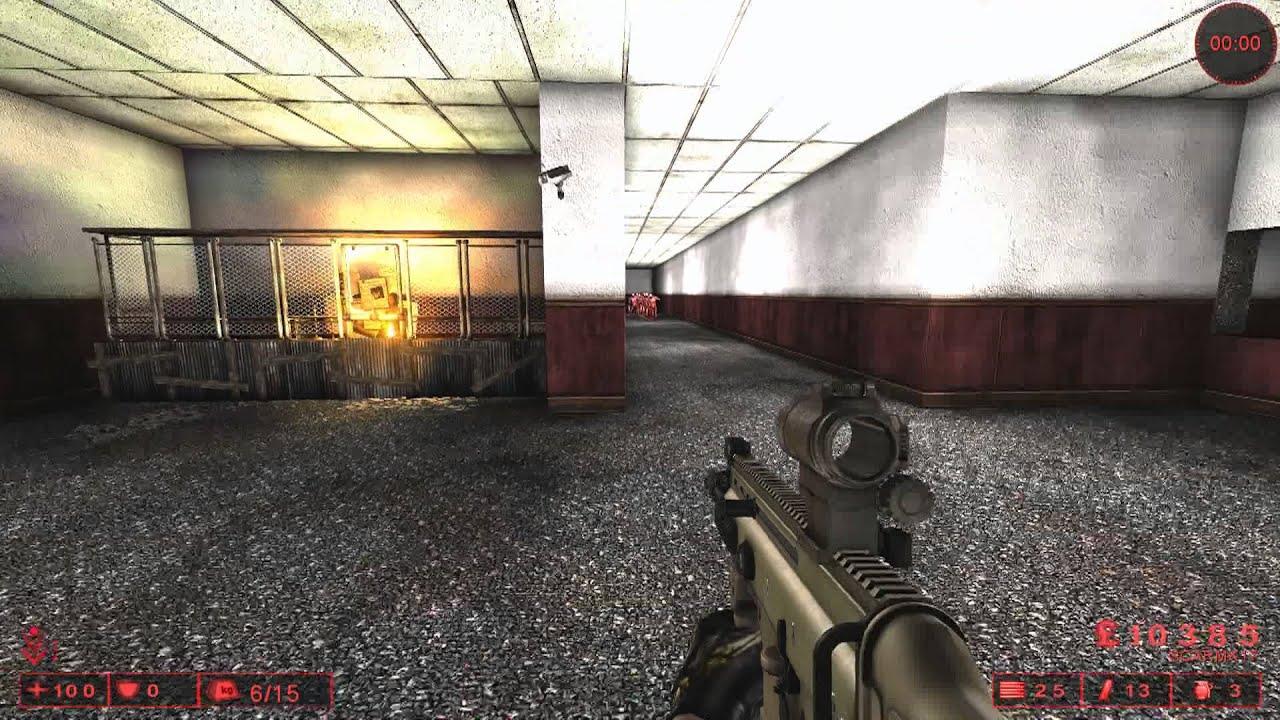 Killing Floor Game Mechanics #005 - Zed Zeit/Zed Time [DE][HD] - YouTube