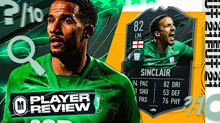Фото SQUAD FOUNDATIONS SINCLAIR PLAYER REVIEW | 82 SINCLAIR REVIEW | FIFA 21 Ultimate Team