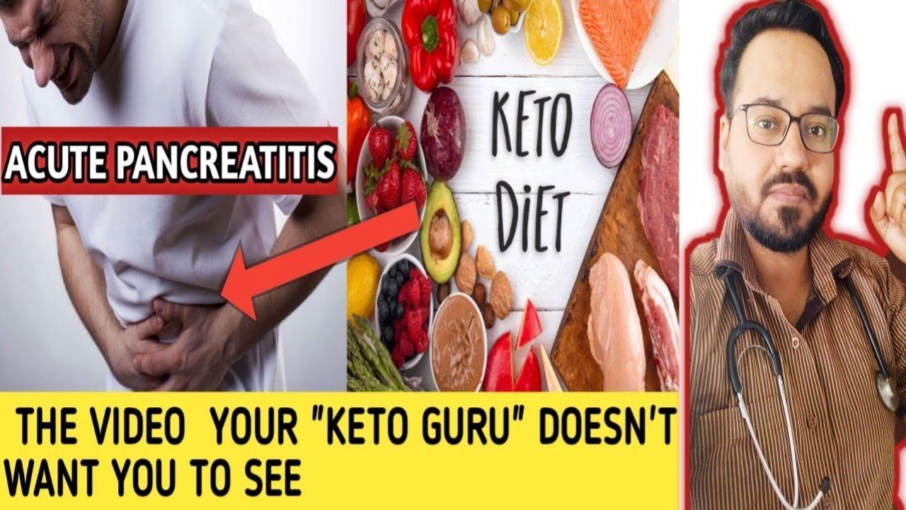 can you get pancreatitis from a keto diet