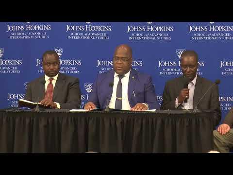 Political Crisis in DRC: The Way Forward, M. Felix Antoine Tshisekedi