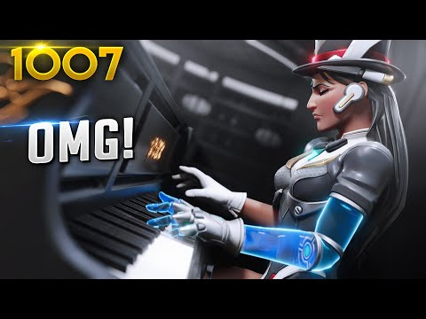 The BEST OW MUSICIAN EVER!! (INSANE) | Overwatch Daily Moments Ep. 1007  (Funny And Random Moments)