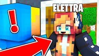 MIA SORELLA MI FA VISITA A CASA! - Minecraft ITA thumbnail