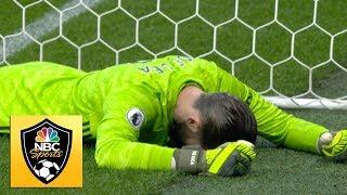 David De Gea howler gifts Watford lead v Man United  Premier League  NBC Sports