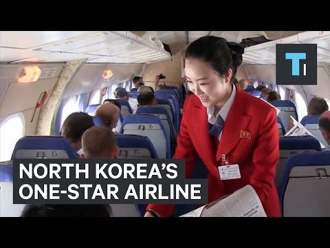 Thumbnail: North Korea's one-star airline