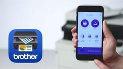 Brother iPrint&Scan – Drucken mit Smartphone und Tablet