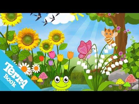 Nhạc thiếu nhi - Hoa Lá Mùa Xuân - Terrabook