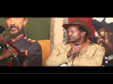Interview with Gregory Isaacs and Makeda Dread