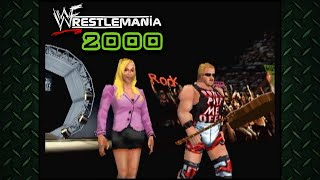 WWF WrestleMania 2000 - Top 10 Entrances
