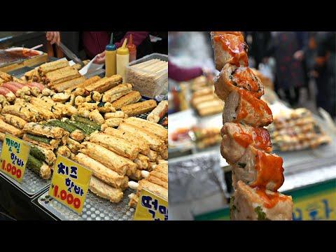 Korean Street Food - 37 YEARS!! FISH CAKE hotbar