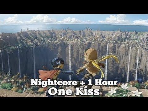 Nightcore - One Kiss (Calvin Harris & Dua Lipa) [1 Hour Version]