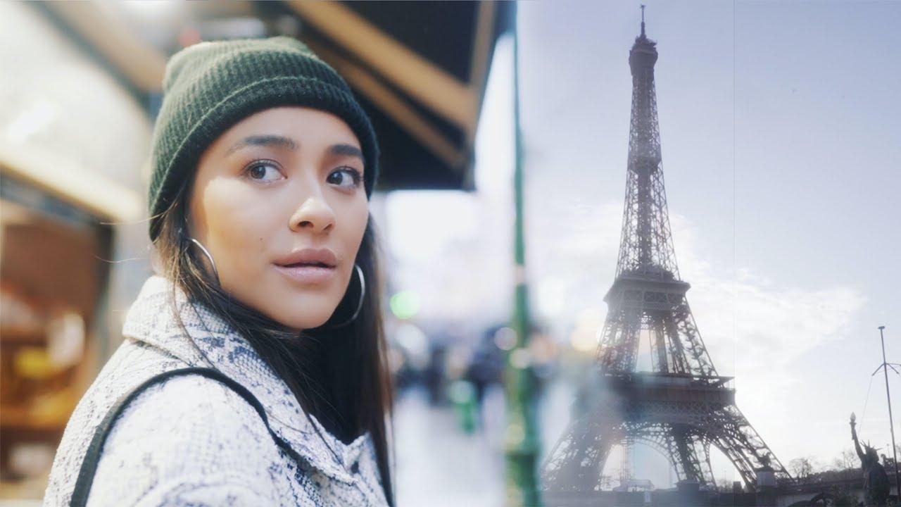 My last trip to Paris before quarantine w/ Cacharel | Shay Mitchell
