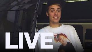 Justin Bieber Talks Tom Cruise Fight | ET Canada LIVE