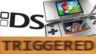 How the Nintendo DŠ TRIGGERS You!