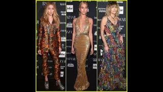 Gigi Hadid, Hailey Baldwin & Paris Jackson Shine Bright at