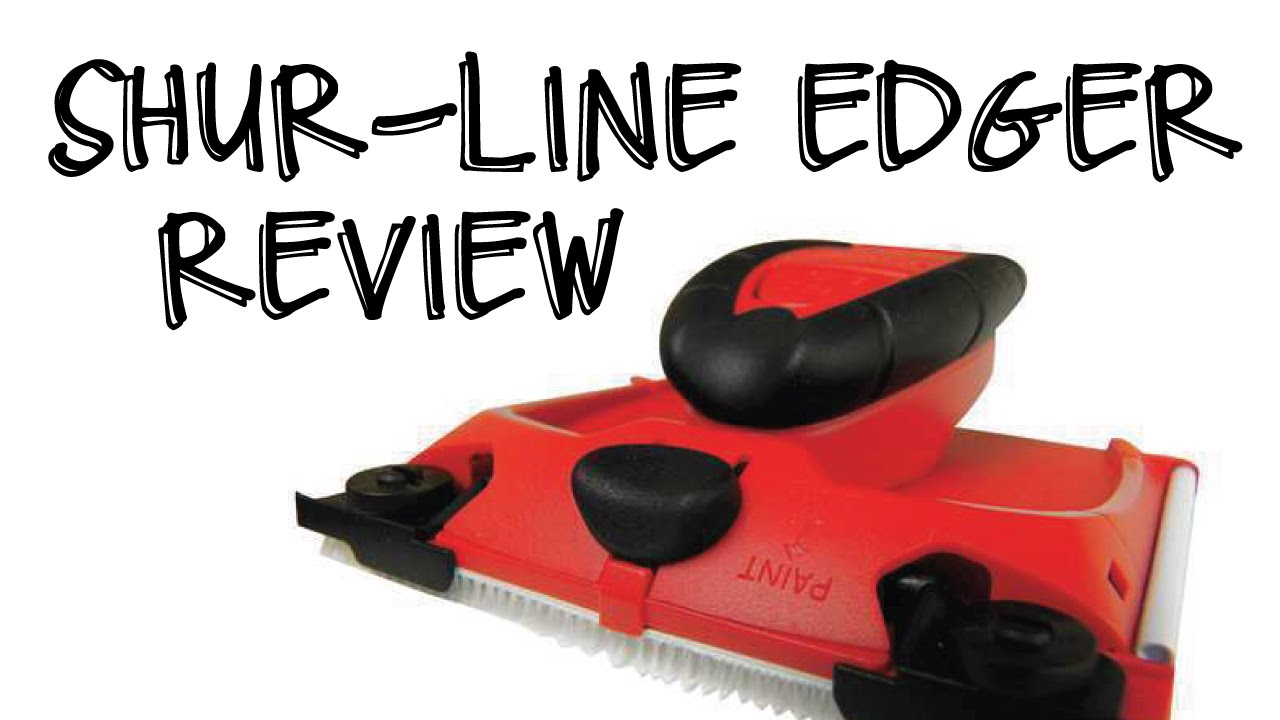 How To Use A Shur Line Paint Edger